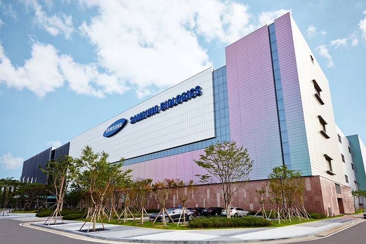 Samsung BioLogics Makes Strong Market Debut