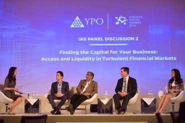 YPO 2016 Insights ASEAN Summit Convenes YPO Thought Leaders and Industry Influencers in Singapore