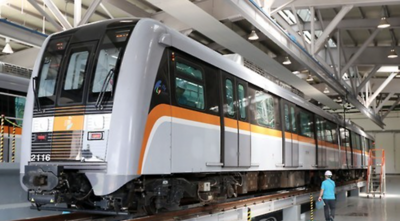More Korean Inter-City Trains to Become Automatic