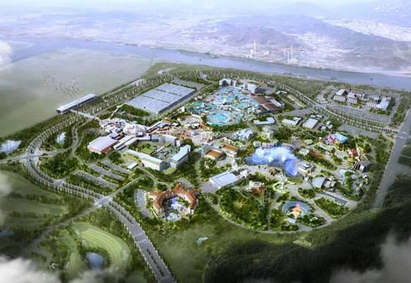 Korean Universal Studios Project Falters amid Political Scandal