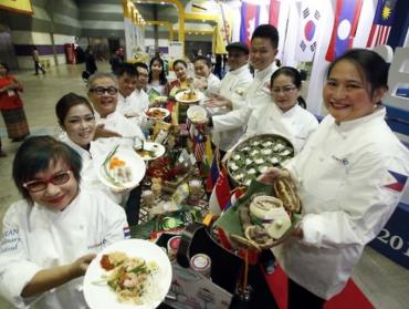 ASEAN Fair 2016 Highlights Food from Southeast Asia