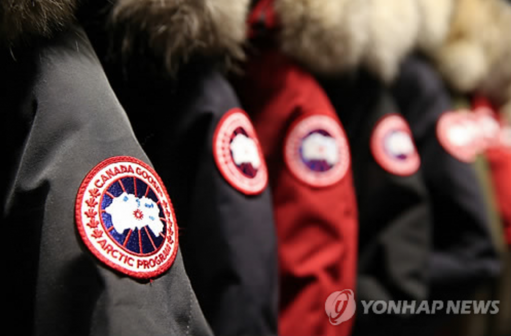Some 40 consumer complaints were reported over the past week from two fraudulent websites (www.canadagooseoutlet.co.kr, www.parkaskr.com) that presented themselves as official online stores for Canada Goose. (image: Yonhap)
