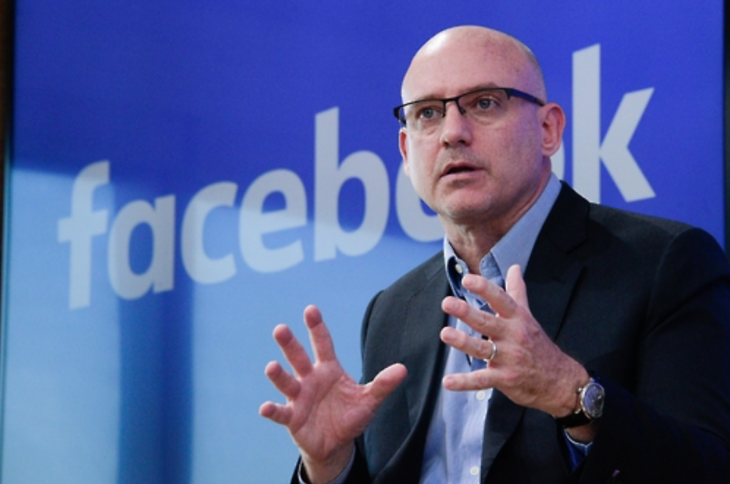 """Neary also said that the platform, which is the first of its kind launched by Facebook in Asia, will be helpful for big and small businesses to """"not only expand their operations domestically, but also internationally."""" (image: Facebook Korea)"""