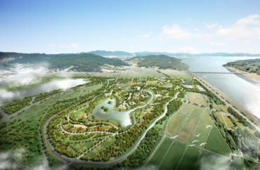 Korea Builds National Tree Garden in Administrative Capital