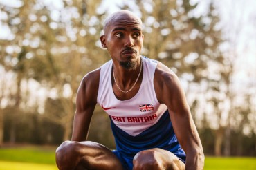 NABUFIT Announces Defending Double Olympic Champion Mo Farah as Brand Ambassador