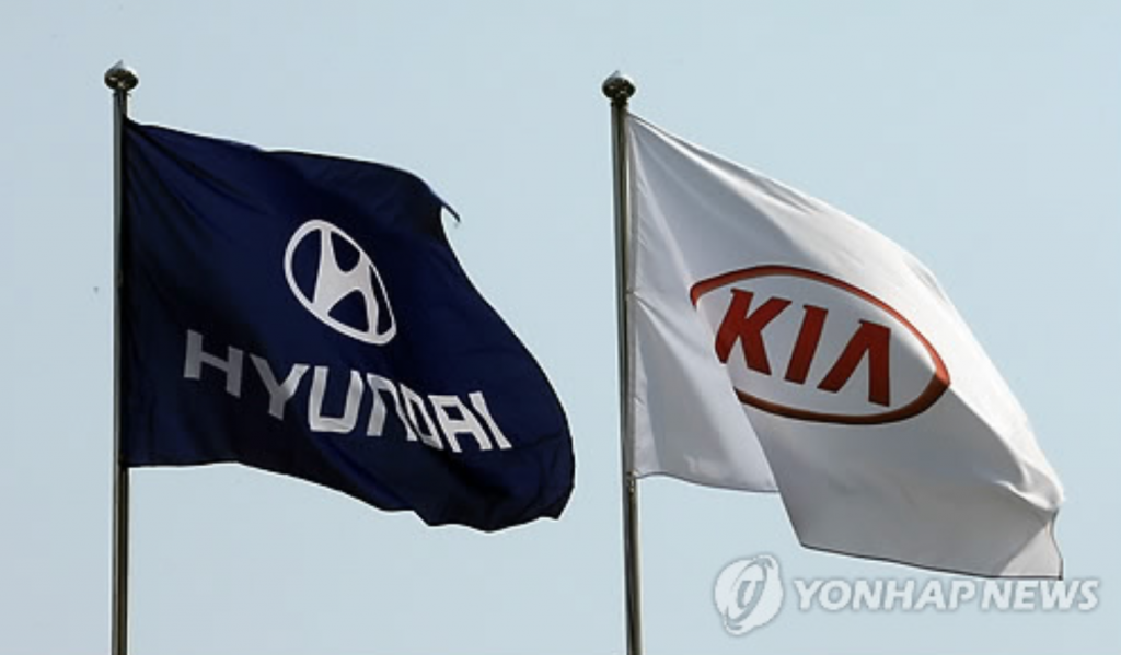 Cumulative sales of the two automakers in the 28-member European Union (EU) came to an all-time high of 779,115 units in the first 10 months of the year. (image: Yonhap)