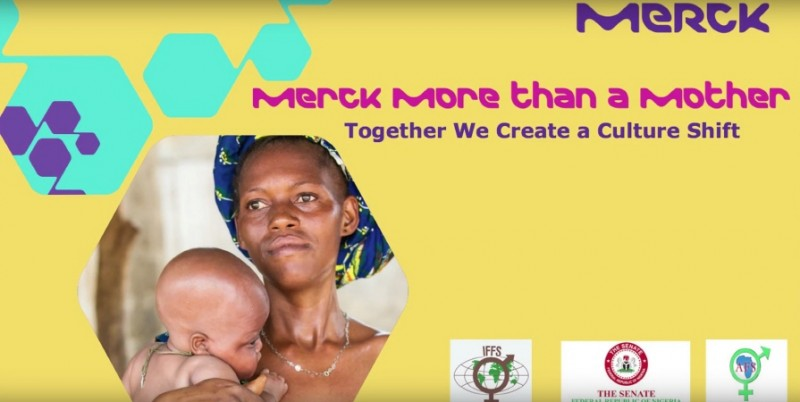 """Merck More than a Mother"" Addresses Infertility Challenges and Solutions in Africa in Partnership with IFFS"