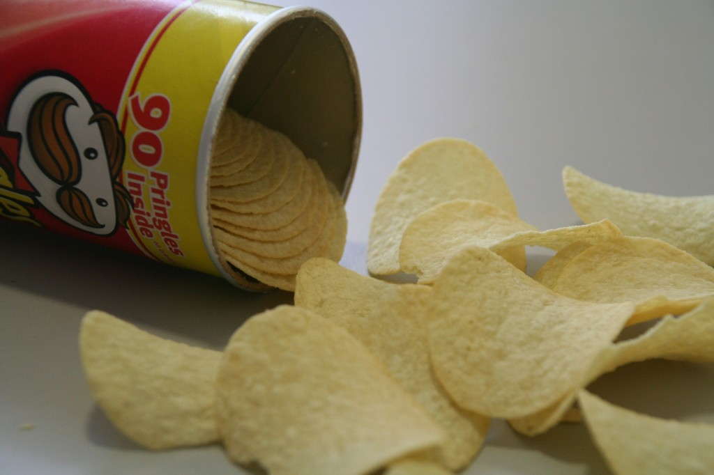The recall affects 4,410 kilograms of Pringles chips produced in Malaysia on July 2. (image: Pixabay)