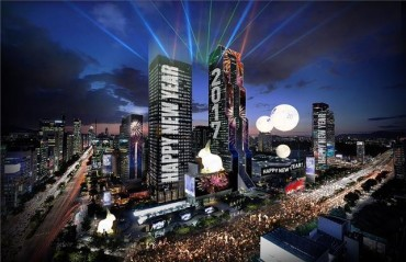 "Seoul's COEX Region to Transform into ""Korean Times Square"""