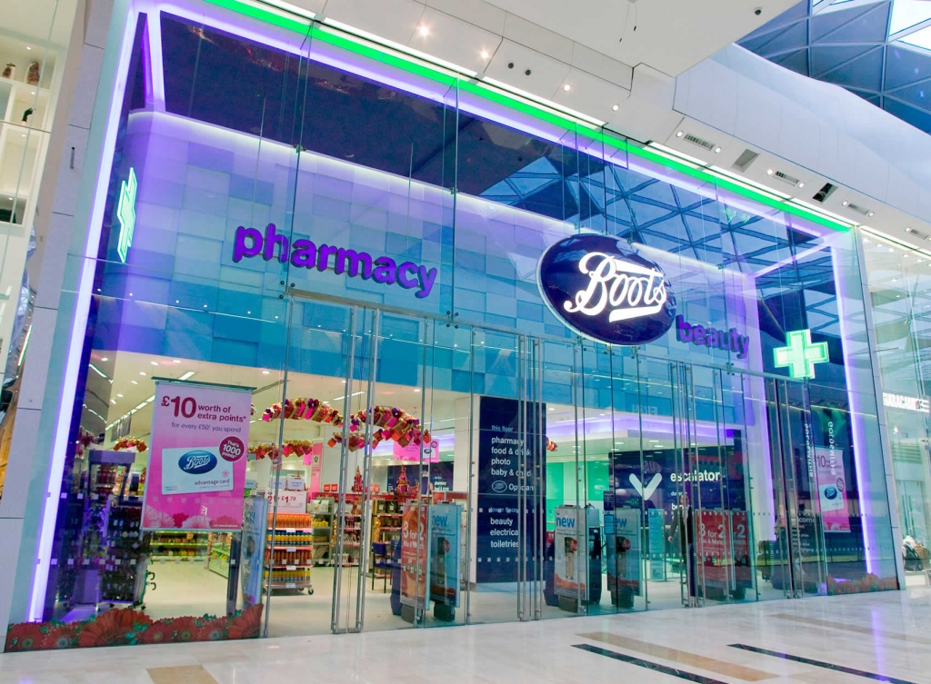 "The agreement so far includes four Caolion and three Skin Food products, which will be introduced starting in February in the ""Beauty Finds"" and ""Beauty Emporium"" sections of key Boots' outlets, gradually expanding to all Boots stores across the country. (image: POSCO DAEWOO)"