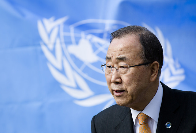 Ban Ki-moon Weighs his Chances for Korean Presidency