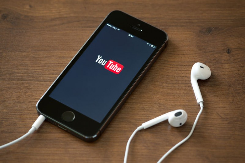 YouTube is Nation's Top Smartphone App for Music