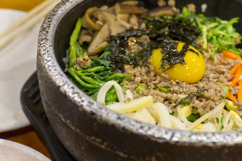 The number of overseas Korean-food restaurants soared 52.5 percent to 732 this year from the previous year's 480, accounting for 13.4 percent of the total operations doing business outside Korea. (image: KobizMedia/ Korea Bizwire)