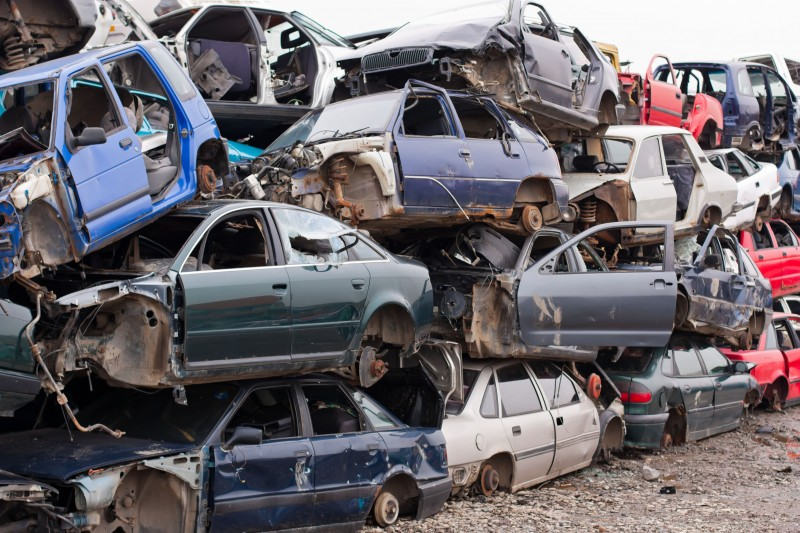 Government Provides Subsidies to Scrap Old Diesel Vehicles