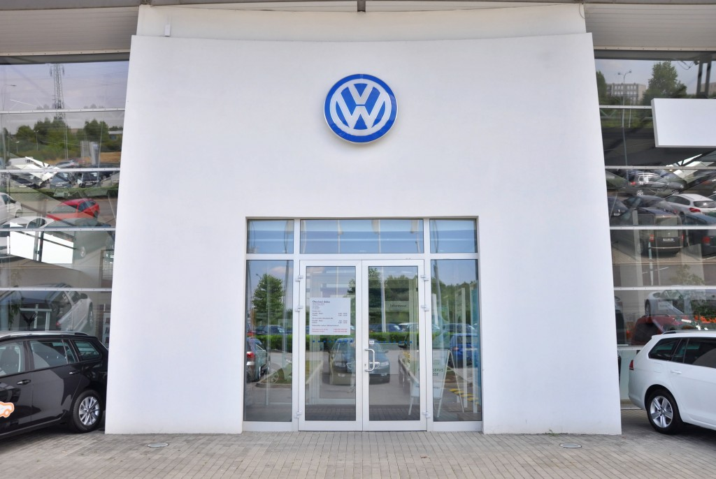 """Audi Volkswagen Korea made false advertisements about its cars, claiming they meet the emission requirements and have better gas mileage,"" the Fair Trade Commission (FTC) said. (image: KobizMedia/ Korea Bizwire)"