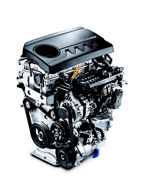 This marked the third straight year that Hyundai Motor's power train has made the list. (image: Yonhap)