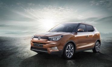 Local Sales of Ssanyong Tivoli SUV Top 100,000 Units