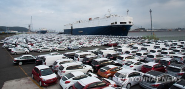S. Korea's Global Auto Sales Rise 5.6 Pct On-Year in Nov.