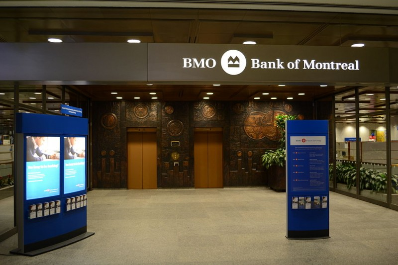 BMO Financial Group Reports Net Income of $4.6 Billion for Fiscal 2016