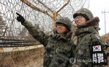 Father and Son Serve at the Most Heavily Militarized Border in the World
