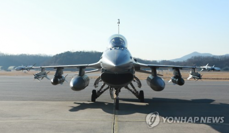Upgraded F-16 Fighter Jets Boast New Weaponry