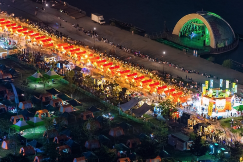 Photo Exhibition Highlights Seoul's Han River