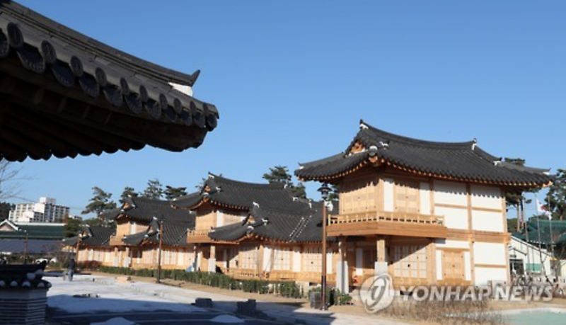 Korea Establishes New Village of Traditional Houses
