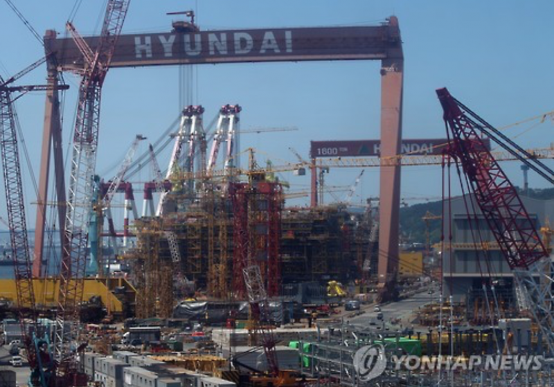 Hyundai Heavy Bags Order to Build 2 Oil Tankers