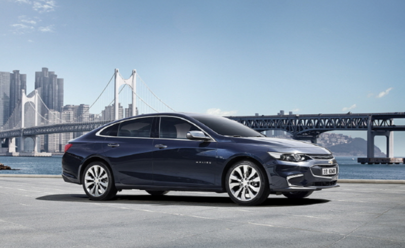 Chevrolet Malibu, SM6 Named Safest New Cars of Year