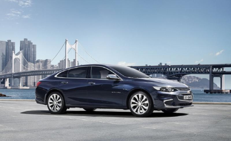 Chevrolet Malibu, SM6 Named Safest New Cars of Year