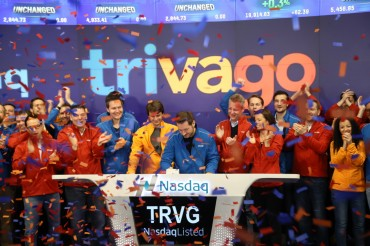 Nasdaq Welcomes trivago (Nasdaq: TRVG) to the Nasdaq Stock Market