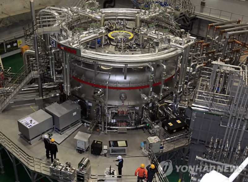 Korean Nuclear Fusion Reactor Takes Step Forward for Commercialization