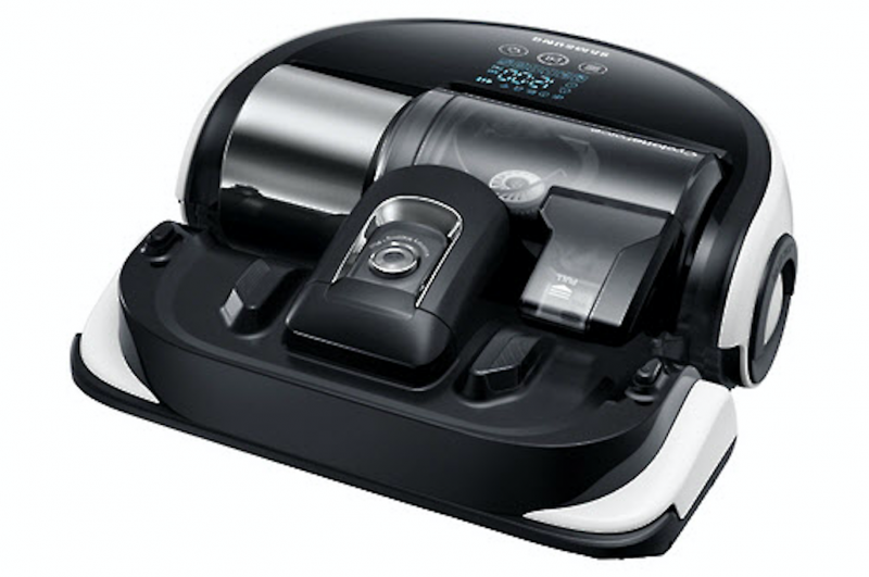 Samsung's 'Powerbot' Named Vacuum Cleaner of Year by U.S. Consumer Magazine