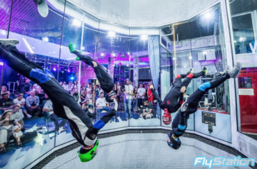 Korea's First Indoor Skydiving Facility to Open in Yongin