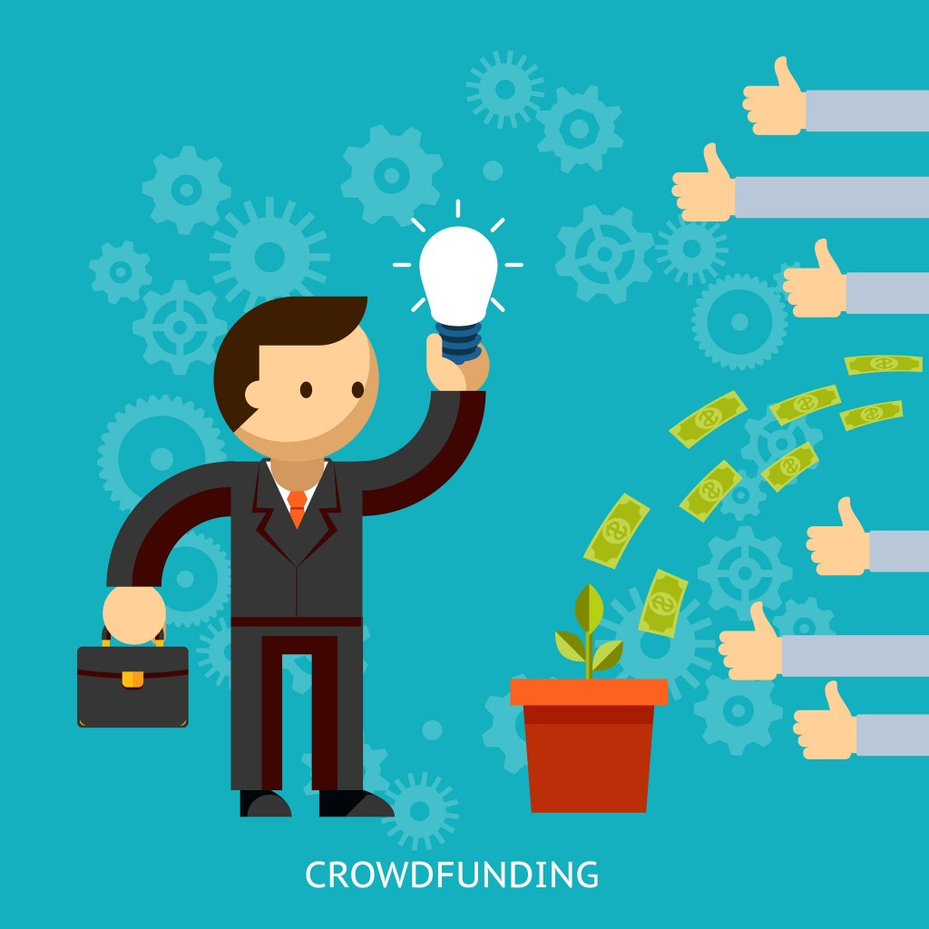 The hot start in the crowdfunding market can be attributed to the high participation rate – the combined number of investors was 7,172 for the past year. (Image credit: Kobiz Media/Korea Bizwire)