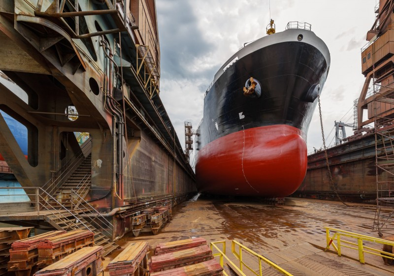 New Orders Raise Hopes of Recovery in Shipbuilding Sector