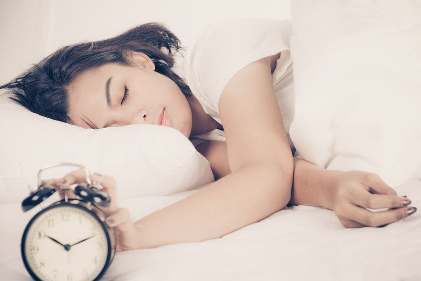 """Having to sleep long hours could be a result of diseases like obstructive sleep apnea syndrome that can trigger cognitive disorders, or simply be an early symptom of the disorders,"" he said. (image: KobizMedia/ Korea Bizwire)"