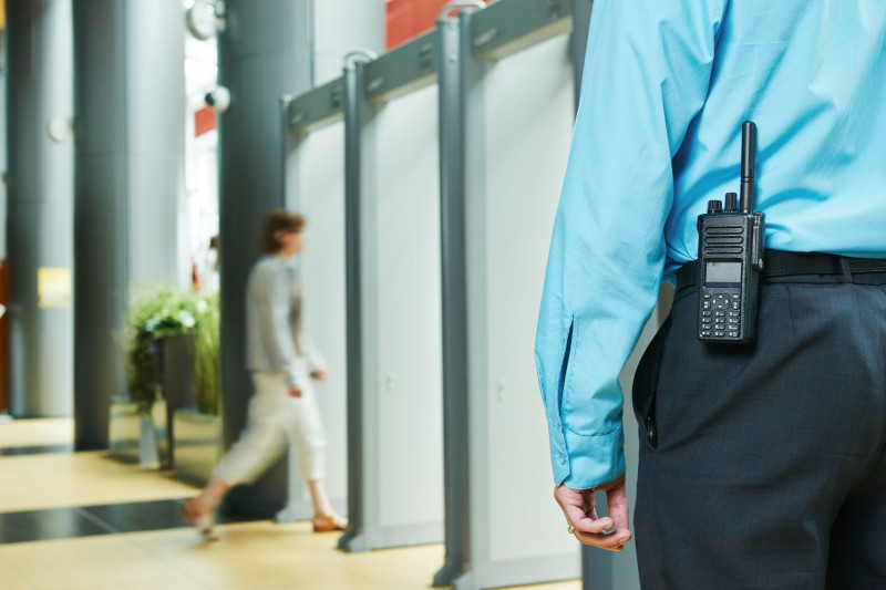 Law Bans Bullying Elderly Security Guards