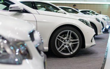 S. Korea's Import Car Sales Dip 7.6 Pct in 2016