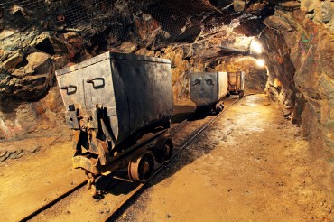 Komet Reports 185 and 149.6 g/t Au from Grab Samples within the Guiro Mine