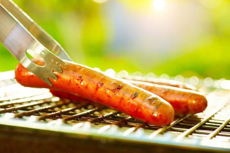 Grilling Ham, Sausages Increases Carcinogen Content