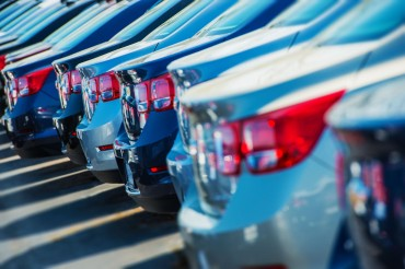 Number of Import Vehicles in Corporate Car Fleet Falls to Record-low Levels