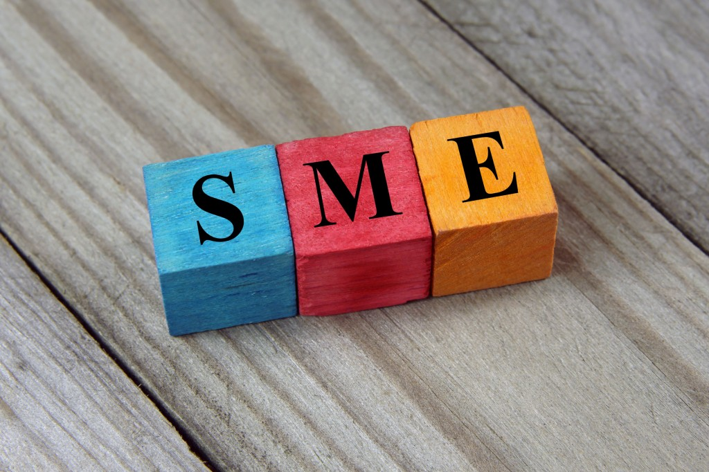"""The brand power of SMEs is too weak, and the companies' efforts to find a sales route is limited to serving as an original equipment manufacturer,"" an official at the federation said. (image: KobizMedia/ Korea Bizwire)"