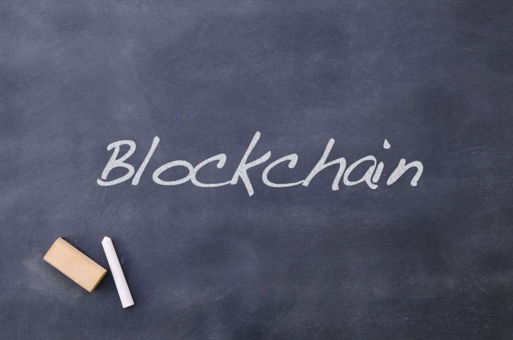 Blockchain is a key technology for digital currencies, enabling data sharing across a network of individual computers. As a kind of distributed ledger, it records and tracks financial transactions. (image: Korea Bizwire)