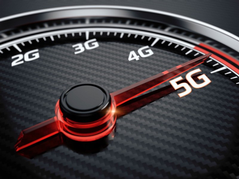 Samsung Demonstrates 5G Network on High-speed Train