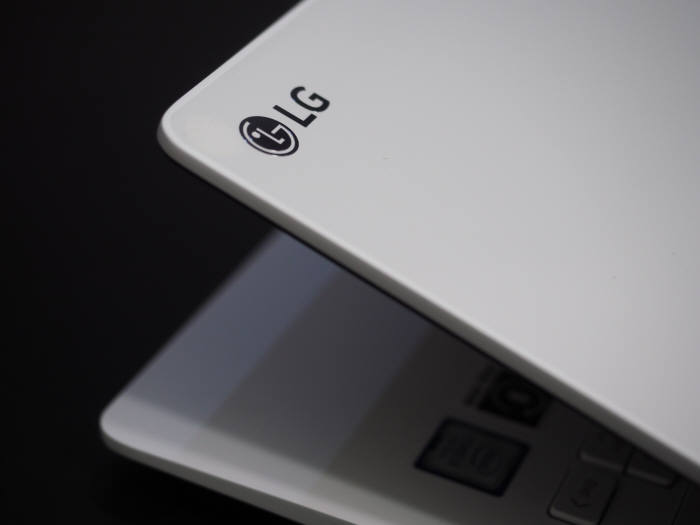 The new LG laptop has gathered much interest from office workers and college students, according to industry watchers. (image: LG)