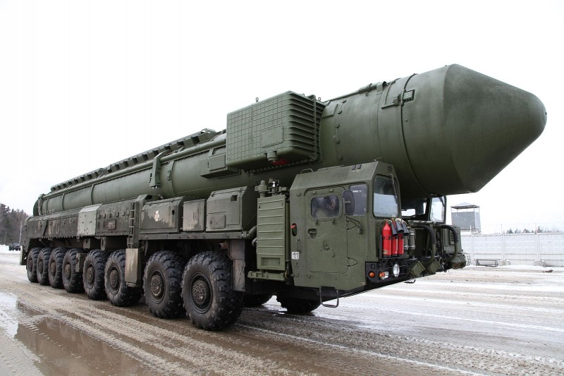 Russia Conducts Successful Launch of THAAD-Beating ICBM