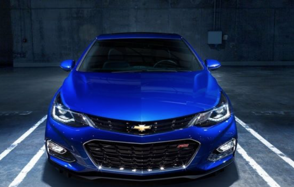 The new Cruze will mark the first refreshed model since the first-generation Cruze was introduced in 2008. (image: GM Korea)