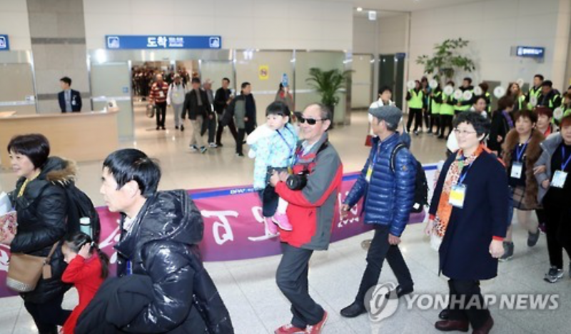 Growth Rate of Chinese Tourists in S. Korea Rebounds After 5 Months