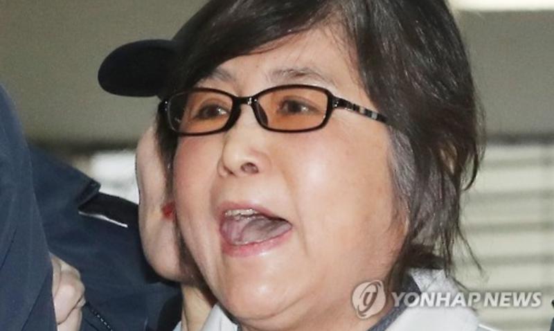 """President Park's Confidante Screams """"Injustice!"""""""